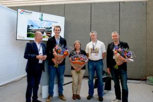 Award 2017 voor woning van familie Snel in Waalre