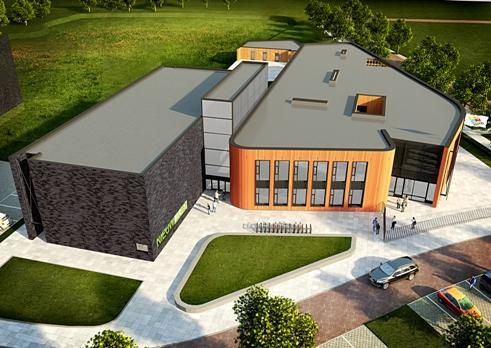 Brede bossche school nieuw zuid s'Hertogenbosch