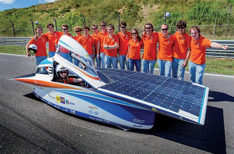 World Solar Challenge auto