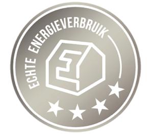 Energieverbruik silver