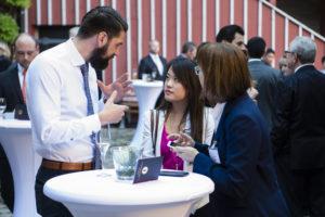 Lees meer over het artikel Matchmaking op Passive House Conference 2018
