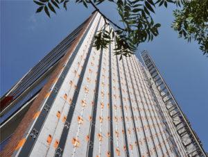isofort isolatie op gebouw
