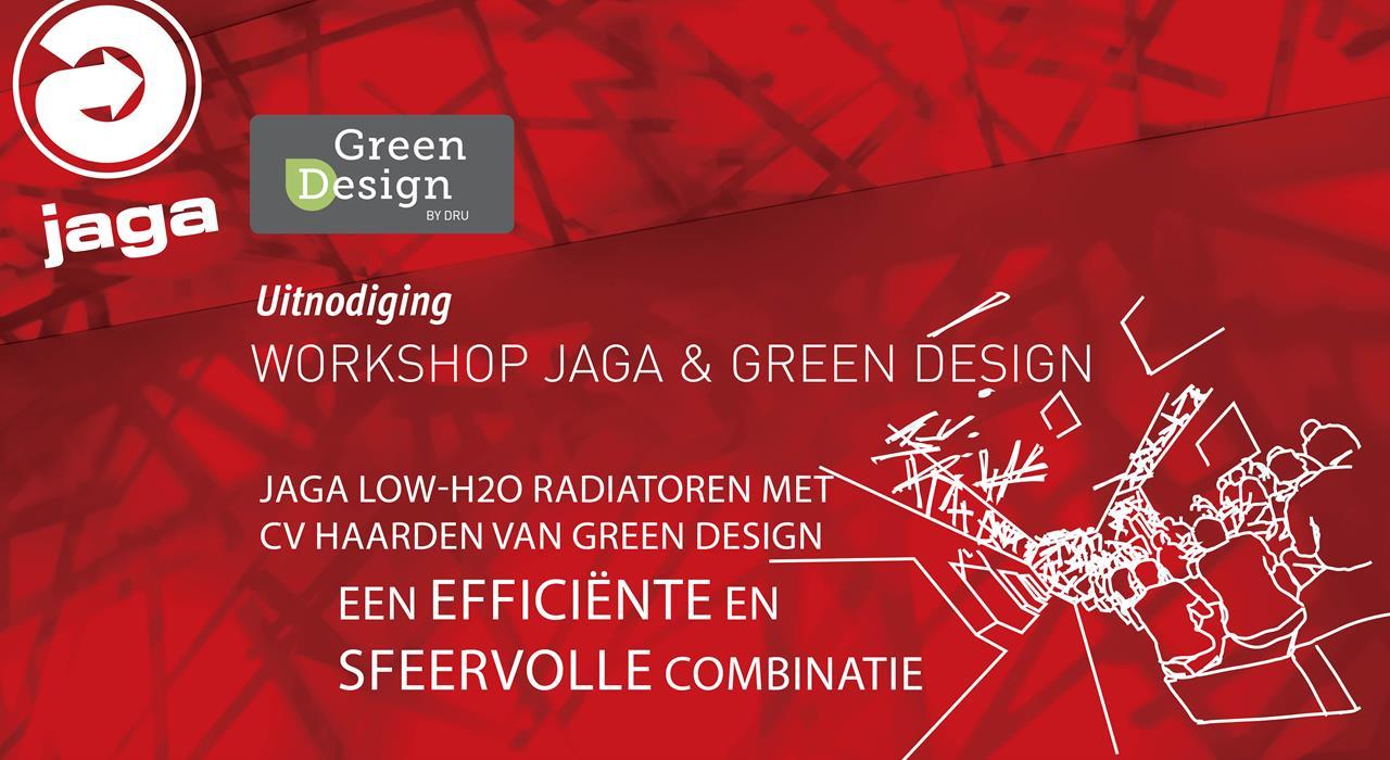 Lees meer over het artikel Workshop Jaga en Green Design